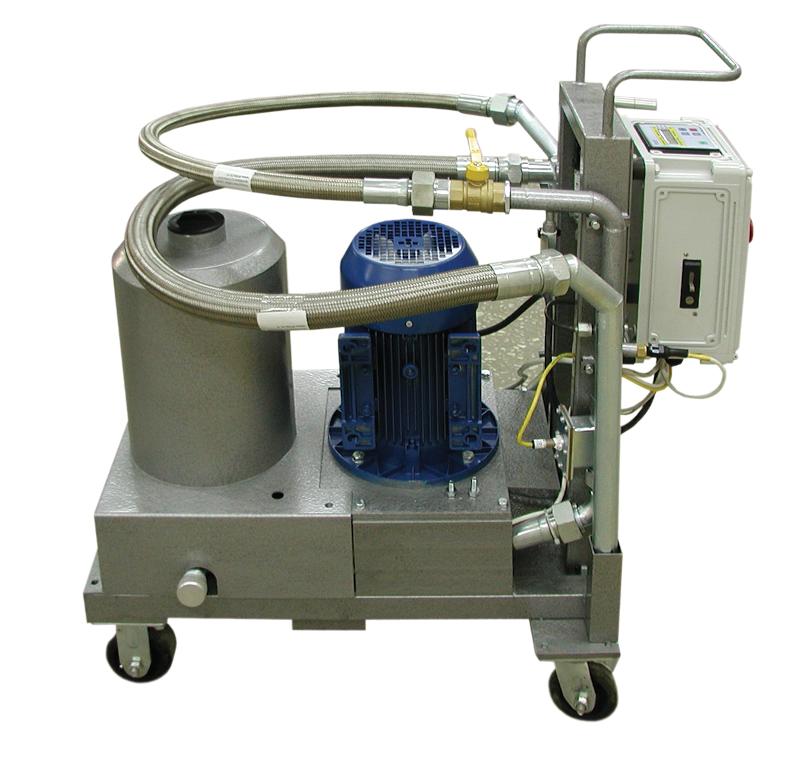 Станд очистки жидкостей СОГ-933С1